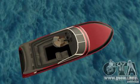 GTAIV TBOGT Floater para la visión correcta GTA San Andreas