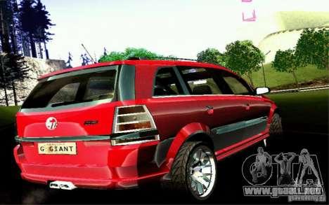 G1 MPV para la visión correcta GTA San Andreas