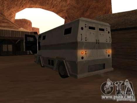 Avan de GTA TBoGT IVF para GTA San Andreas left