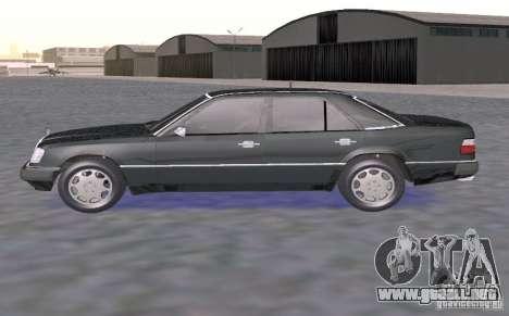 Mercedes-Benz 300E para GTA San Andreas