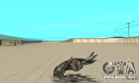 Moskit para GTA San Andreas left
