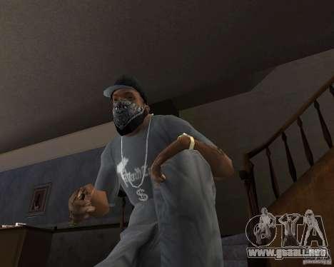 Kastet para GTA San Andreas tercera pantalla