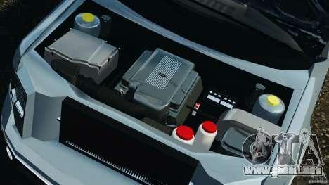 Ford F-150 v1.0 para GTA 4 vista hacia atrás