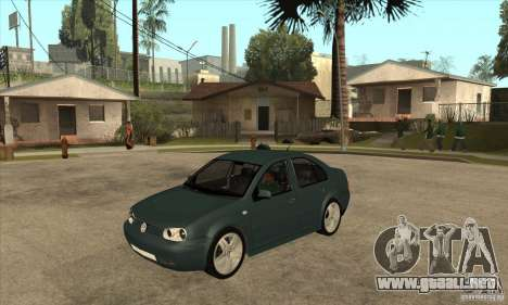 Volkswagen Bora-Golf para GTA San Andreas