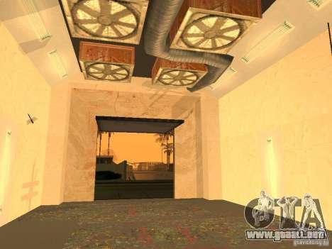 New PaynSpay: West Coast Customs para GTA San Andreas sucesivamente de pantalla