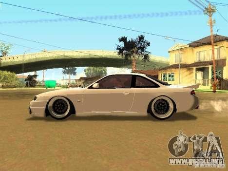 Nissan 200SX JDM para visión interna GTA San Andreas