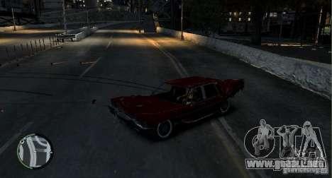 Daño coche realista para GTA 4 segundos de pantalla