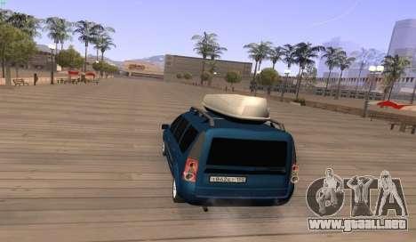 Lada Largus para la visión correcta GTA San Andreas