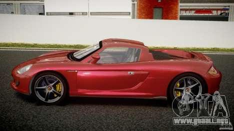 Porsche Carrera GT [EPM] para GTA 4 left
