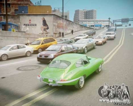 Traffic Load final para GTA 4 segundos de pantalla