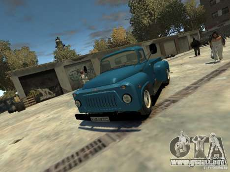 Gaz 52 Hot Rod para GTA 4