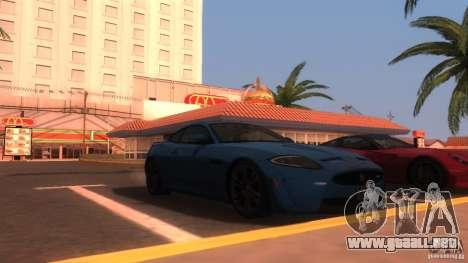 Sunny ENB Setting Beta 1 para GTA San Andreas tercera pantalla