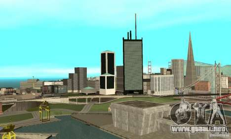 10x Increased View Distance para GTA San Andreas