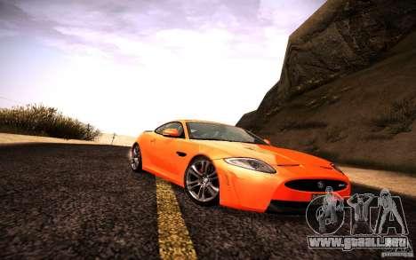 SA Illusion-S V1.0 SAMP Edition para GTA San Andreas tercera pantalla