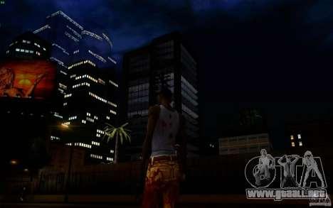 Sa Game HD para GTA San Andreas décimo de pantalla