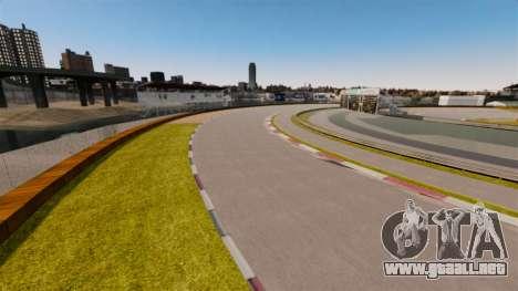 Tsukuba Circuit v3.0 para GTA 4 séptima pantalla