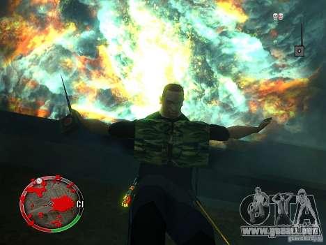 El nuevo explosivo para GTA San Andreas tercera pantalla