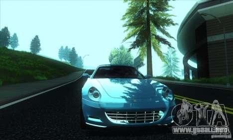 Ferrari 612 Scaglietti para visión interna GTA San Andreas