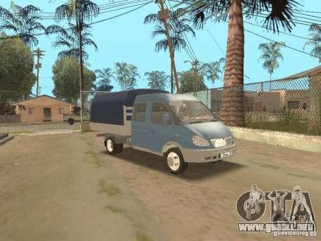 Granjero de gaz gacela 33023 para GTA San Andreas