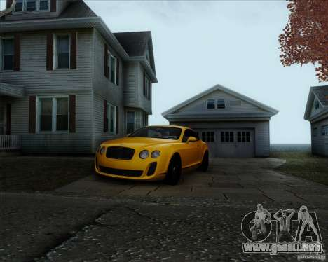 ENBSeries by slavheg v3 para GTA San Andreas segunda pantalla