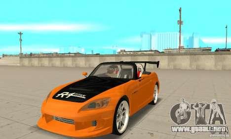 Honda Amuse R1 AP1 S2000 para GTA San Andreas
