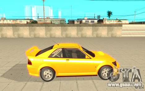 Sultan RS de GTA 4 para GTA San Andreas left