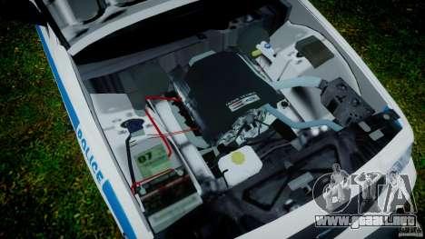Ford Crown Victoria 2003 v.2 NOoSe para GTA 4 vista superior