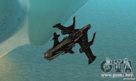 Hydra TimeShift Skin 2 para visión interna GTA San Andreas
