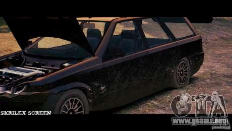 HD Dirt texture para GTA 4 tercera pantalla