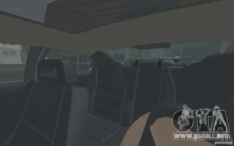 Saturn Ion Quad Coupe para vista inferior GTA San Andreas