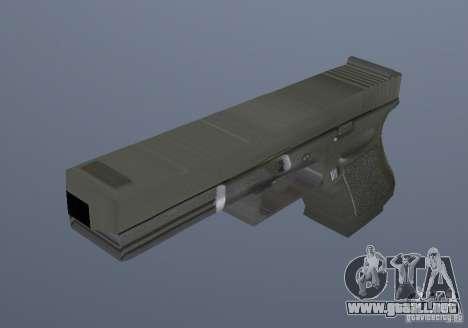 Glock 17 para GTA Vice City segunda pantalla
