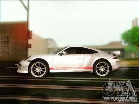 Porsche 911 Carrera S (991) Snowflake 2.0 para GTA San Andreas left