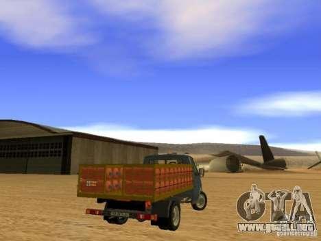 3302 Gacela para la visión correcta GTA San Andreas
