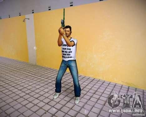 Mauser C96 para GTA Vice City sucesivamente de pantalla