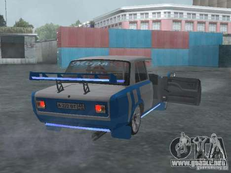 VAZ 2101 marinero para GTA San Andreas left