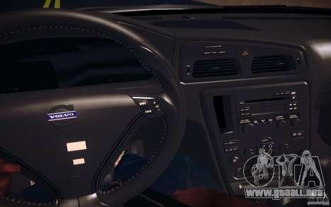 Volvo S 60R para vista lateral GTA San Andreas