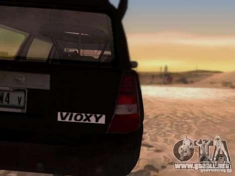 Suv Call Of Duty Modern Warfare 3 para visión interna GTA San Andreas