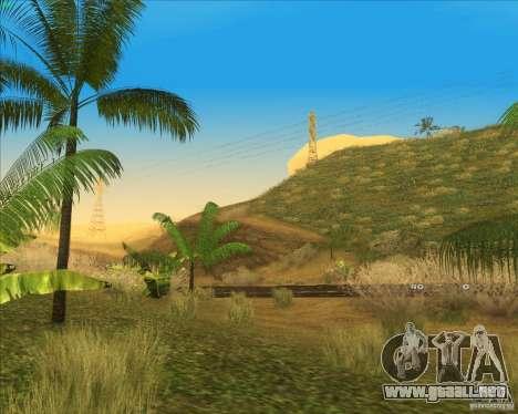Project Oblivion 2010 HQ SA:MP Edition para GTA San Andreas quinta pantalla