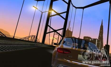 ENBSeries by dyu6 Low Edition para GTA San Andreas segunda pantalla