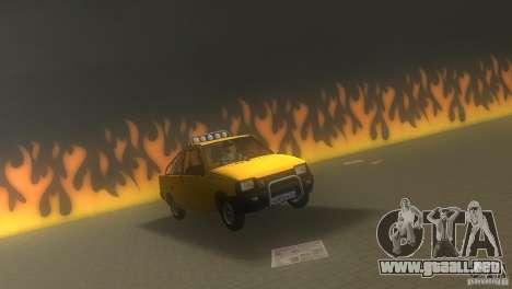 SeAZ Pickup para GTA Vice City