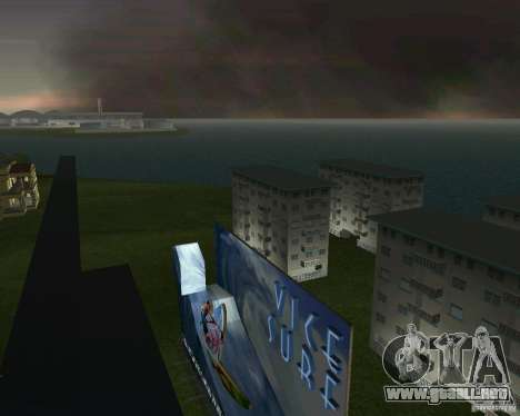 Volver al futuro Hill Valley para GTA Vice City sucesivamente de pantalla