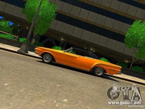 Dodge Dart para GTA 4 left