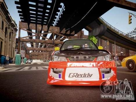 Nissan Silvia S15 Boso Drift Formula D M-Design para GTA 4 vista lateral