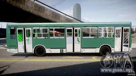 LIAZ 5256 para GTA 4 left
