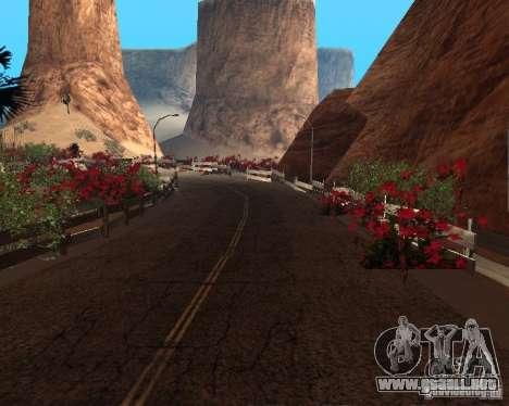 Modern Bone Country para GTA San Andreas segunda pantalla