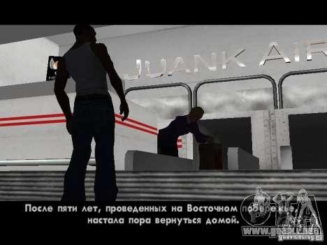 Traducción original de 1 c para GTA San Andreas