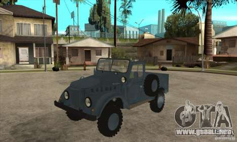 ARO Simple para GTA San Andreas