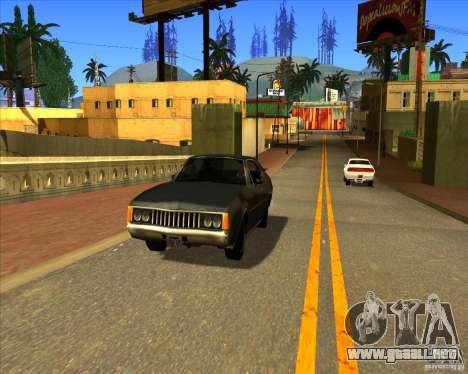 Hermoso entorno ENBSeries para GTA San Andreas
