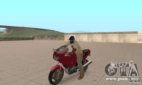 IV to SA features para GTA San Andreas