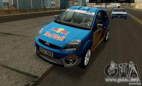 Ford Fiesta ST Rally para GTA San Andreas